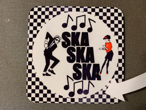 SECOND - SKA SKA SKA coaster