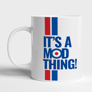 It's a MOD thing! Personalised mug