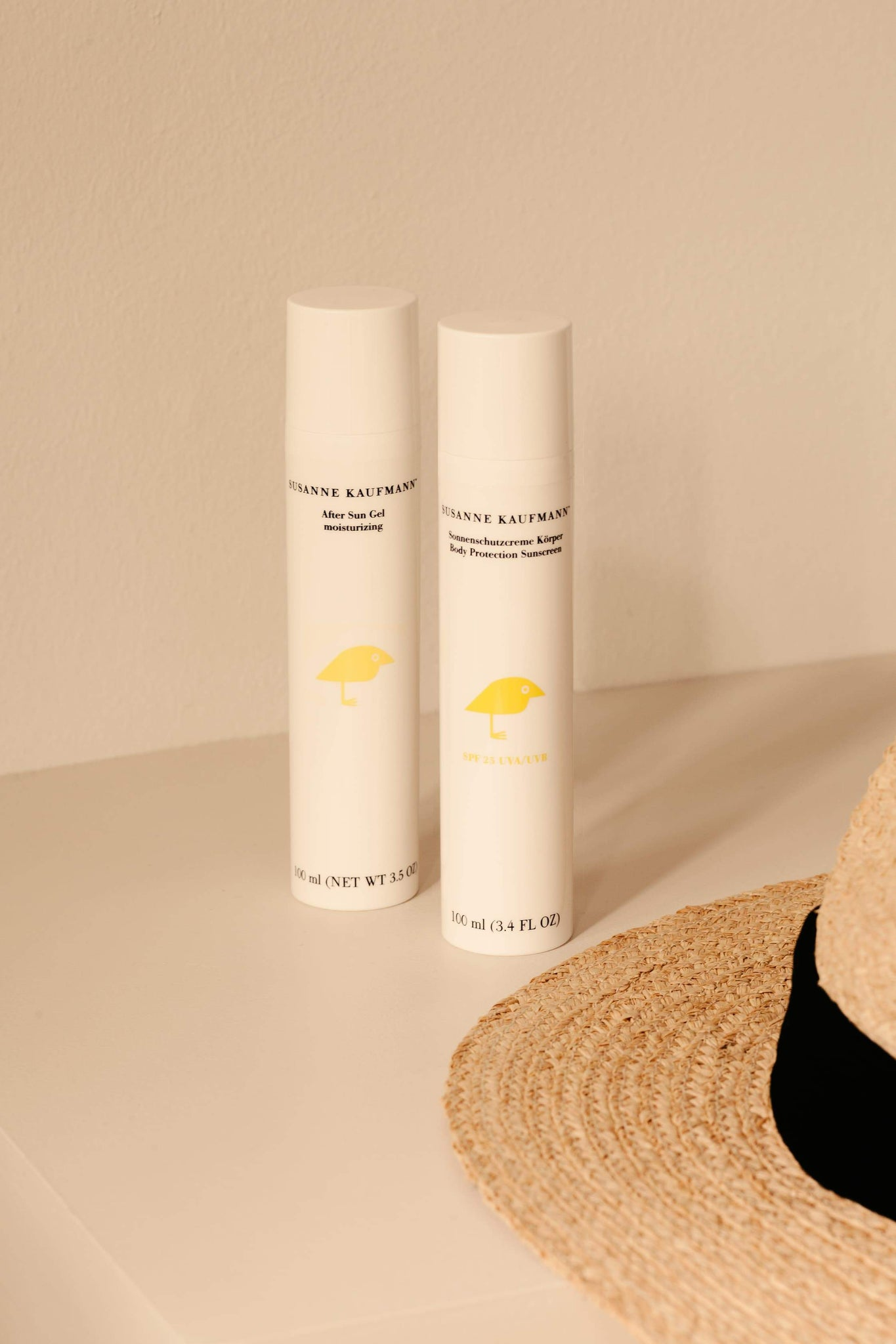 Body Protection Sunscreen SPF 25