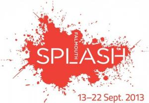 John Dyer & Joanne Short are feature artists for Falmouth's arty  Splash Festival
