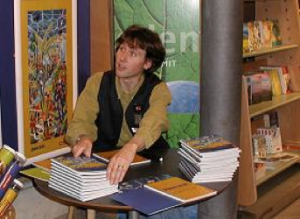 Eden Project Poster and Book Signing - John Dyer