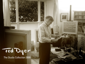 Ted Dyer leaves Beside The Wave Gallery and joins the John Dyer Gallery