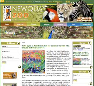 Newquay Zoo Feature John Dyer