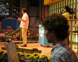 Live talk with Alan Titchmarsh at BBC Gardeners' World Live