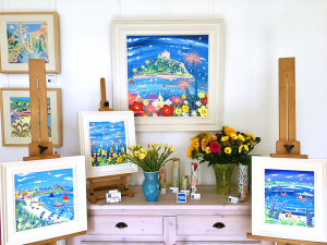 New collection of John Dyer paintings for the spring