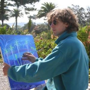 Visit Cornwall Interview Cornish Artist John Dyer