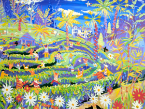 The Artist Magazine May 2010 issue features John Dyer