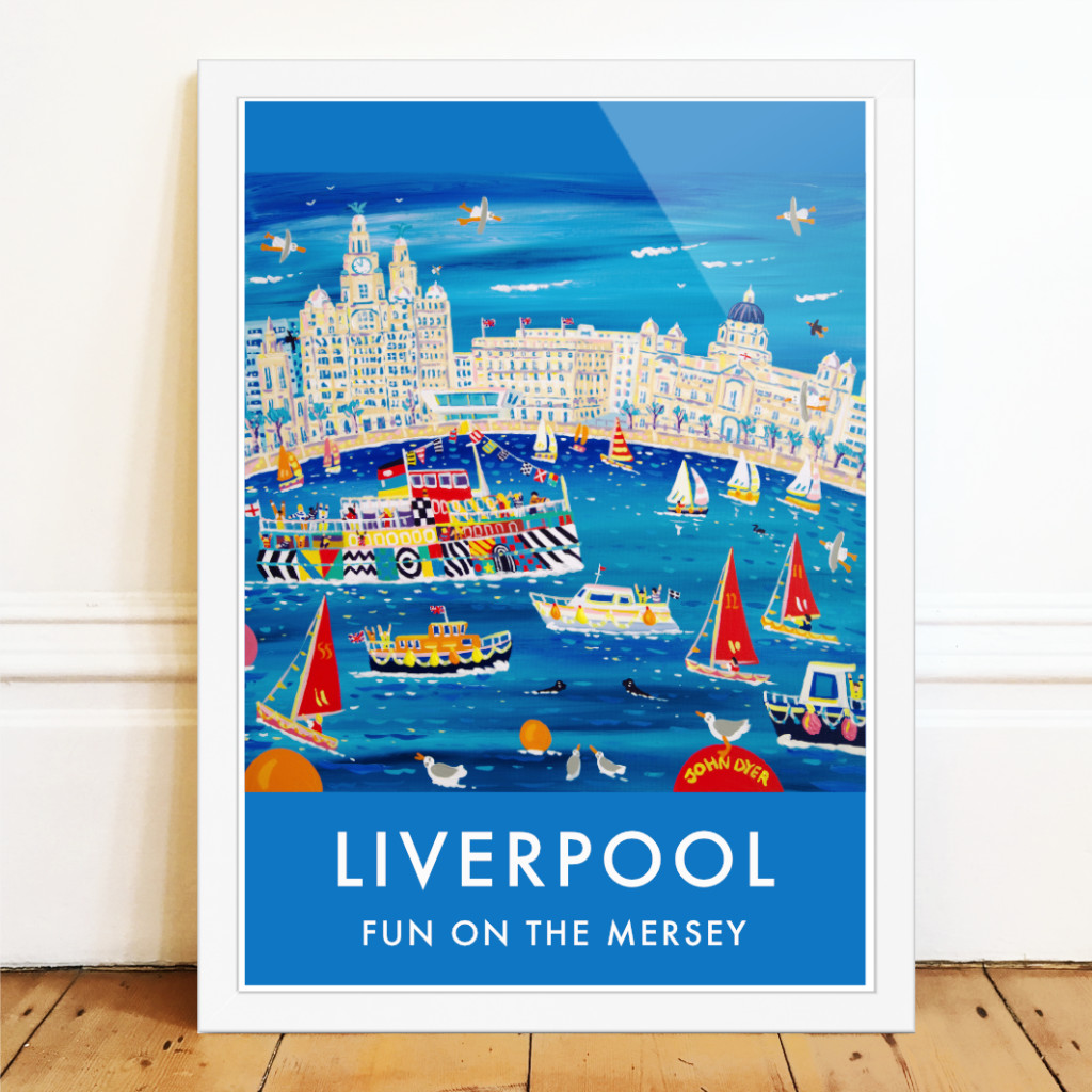 Liverpool Prints and Posters