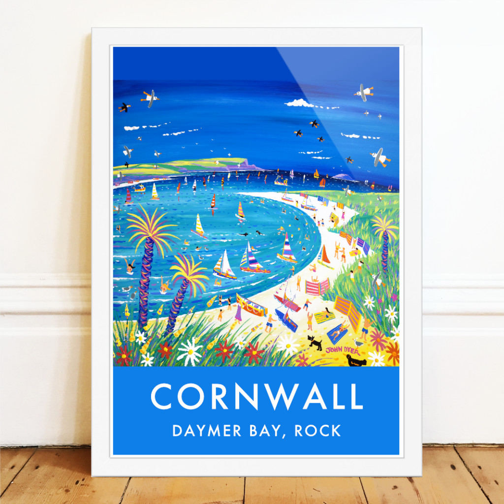 Prints and Posters of Cornwall
