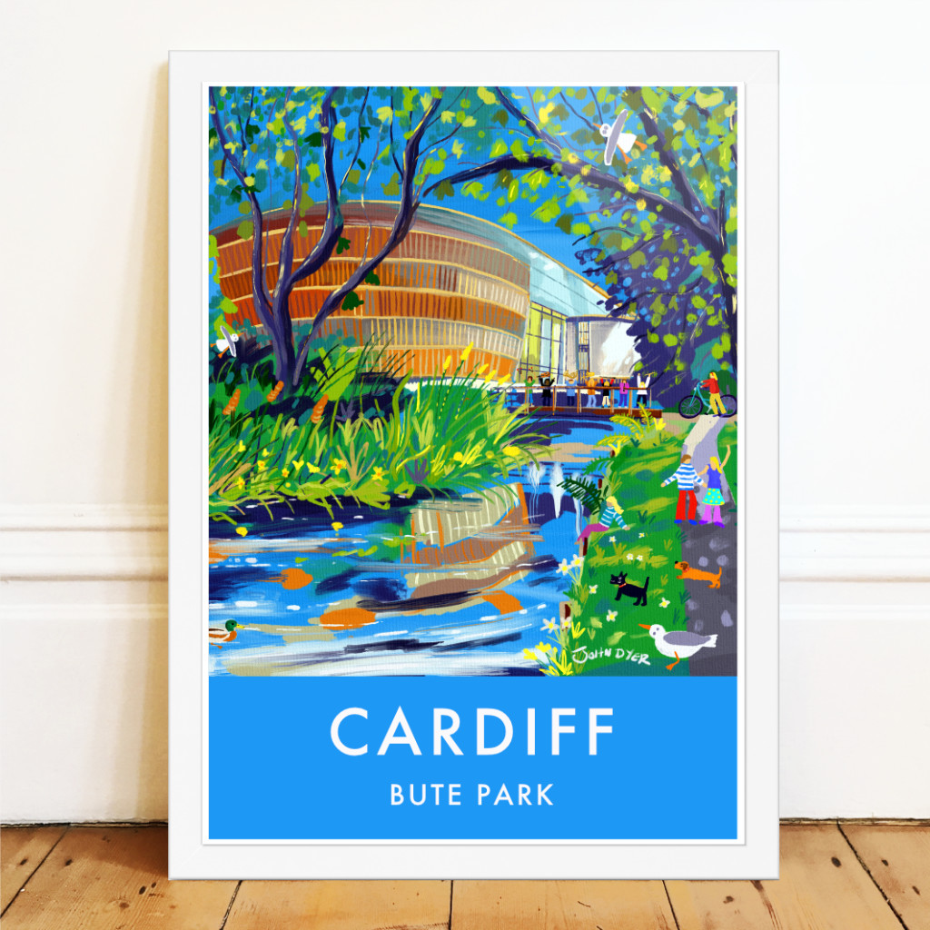 Wales Prints and Posters