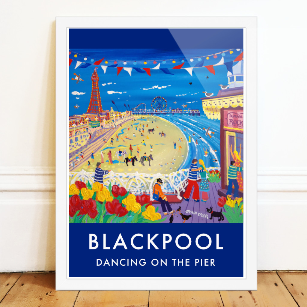 Blackpool Prints and Posters