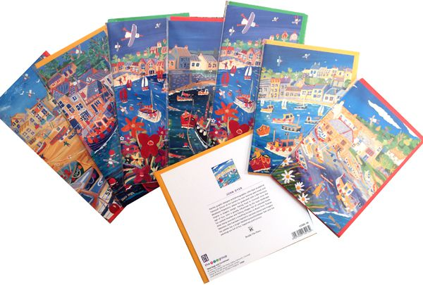 Art Group Beside The Wave Gallery art cards by John Dyer