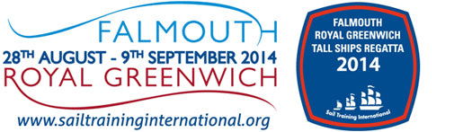 Falmouth - Royal Greenwich Tall Ships Regatta 2014