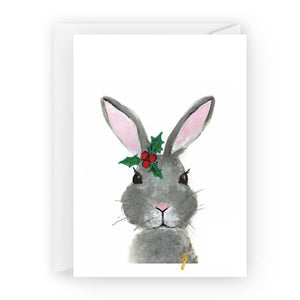 Bunny holiday  greeting cards