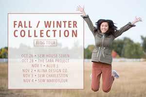 The Indiesew 2016 Fall/Winter Collection Blog Tour
