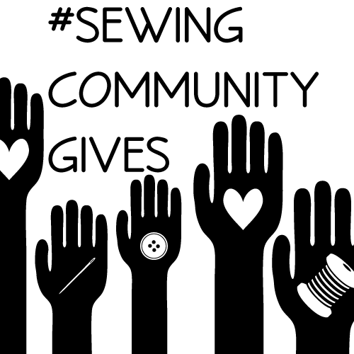 The Sewing Community Gives Back!