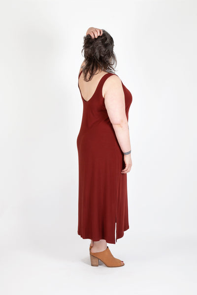 The Underwood Tank Dress & Top (PDF Pattern)