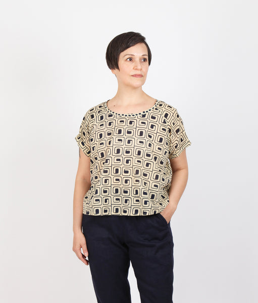 The Remy Raglan Top (pdf pattern)