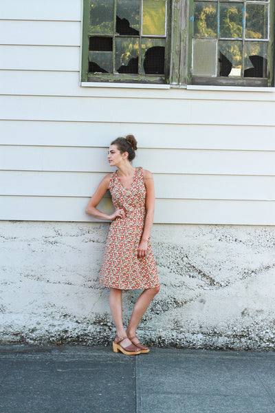 The Mississippi Avenue Dress & Top (PDF Pattern)
