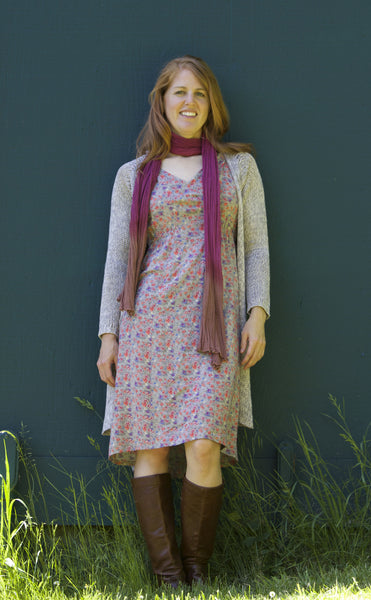 Mississippi Avenue Dress for fall