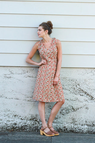 The Mississippi Avenue Dress & Top (Paper Pattern)