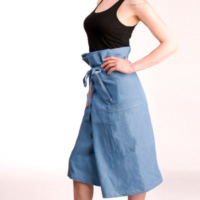 #127 The Nehalem Pant & Skirt Paper Sewing Pattern