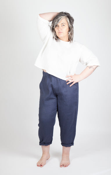 Free-Range Slacks Standard Sizes 00 - 20 (Paper Pattern)