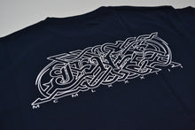 Load image into Gallery viewer, Jeves83 'Olde' T-shirt - Navy