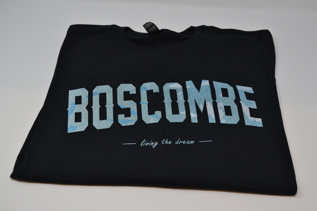 Boscombe 'Living the Dream' T-shirt