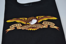 Load image into Gallery viewer, Antihero Classic Eagle T-shirt - Black