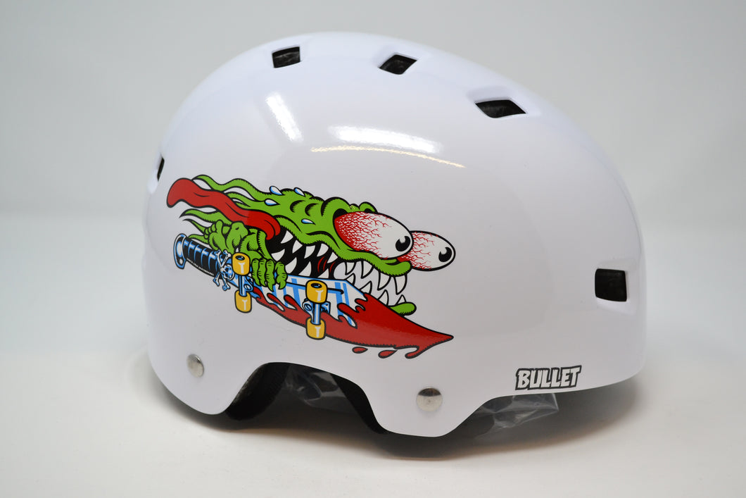 Bullet X Santa Cruz - Youth Helmet