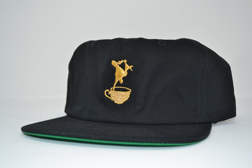 Lovenskate - 'Drink Tea' Snapback Cap