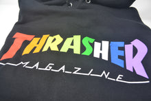 Load image into Gallery viewer, Thrasher - 'Rainbow' Hoodie