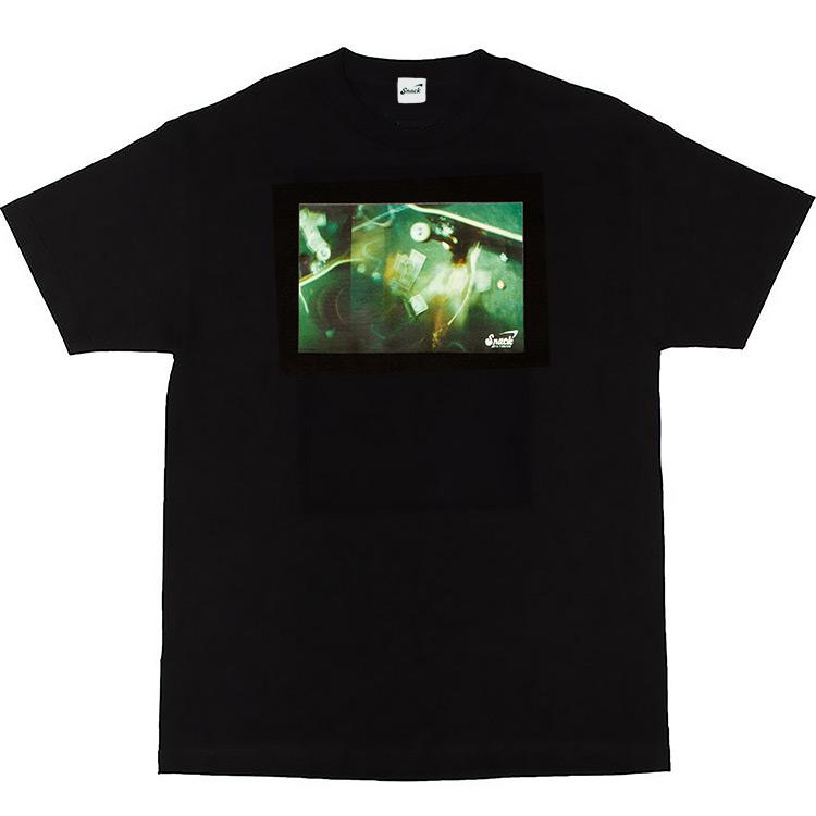 Snack 'Dice Tournament' T-shirt - Black