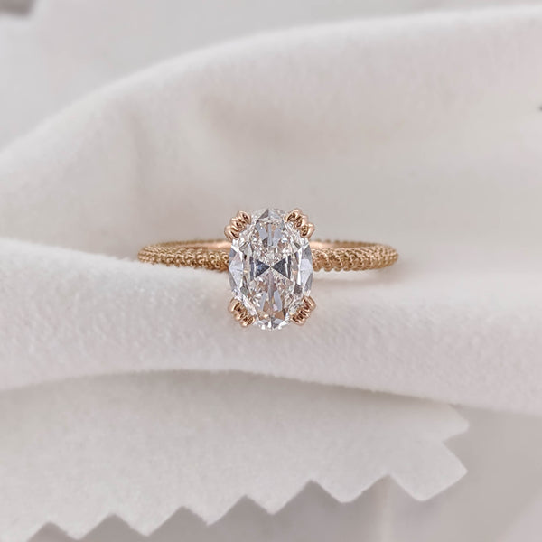 We're Obsessed With These 2020 Engagement Ring Trends