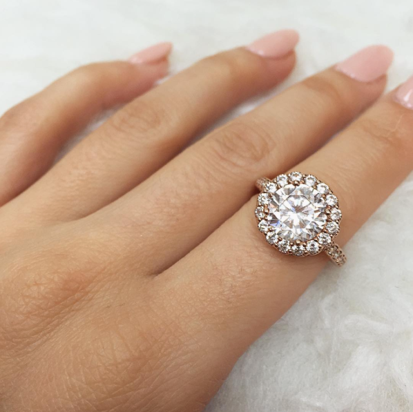 Engagement Ring Trends Of 2017