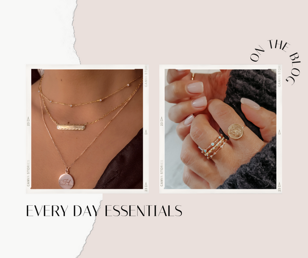 Layer & Stack Your Jewellery!
