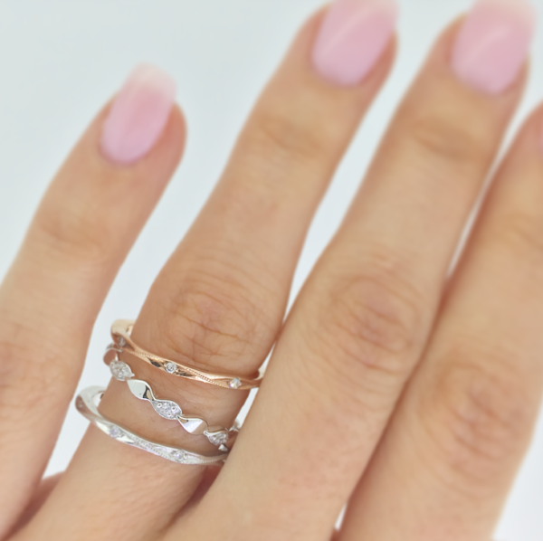 Piece Of The Week: Leaf Rings
