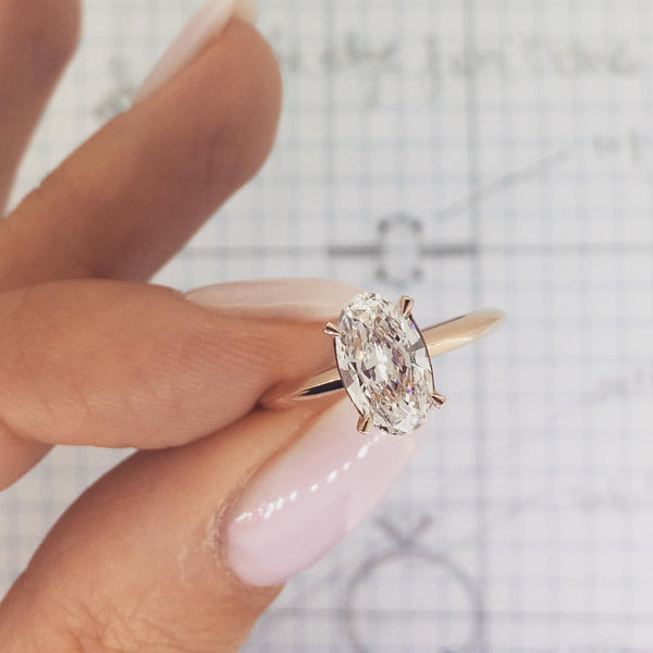 Our Custom Process For Your Engagement Ring