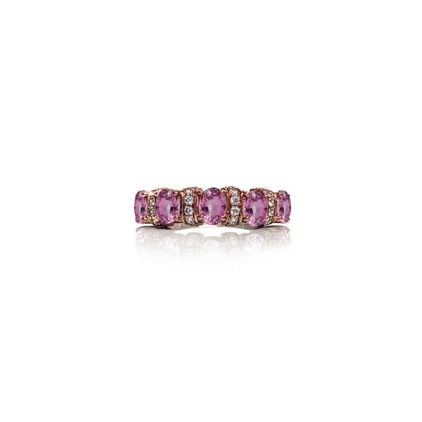 ALWAYS ETERNITY PINK SAPPHIRE Ring