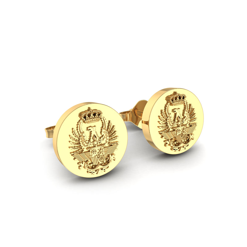 Coat Of Arms Studs