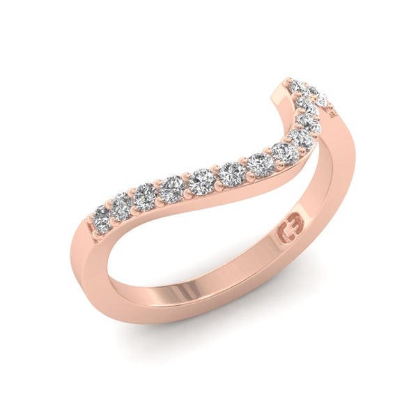 Delicate Passion Eternity Band