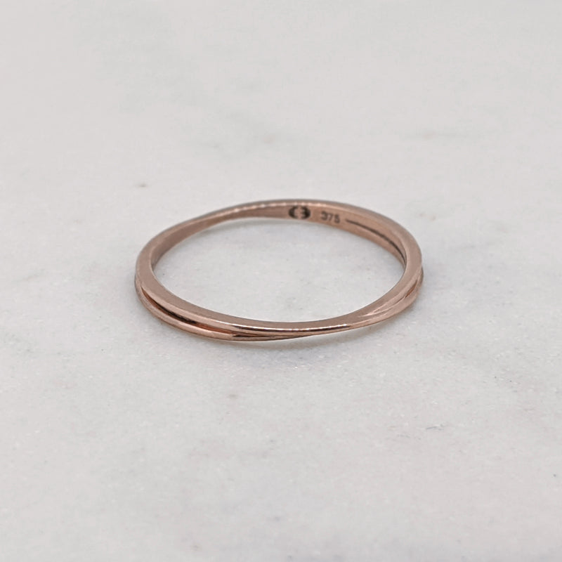 Crossover Ring - Ready To Ship