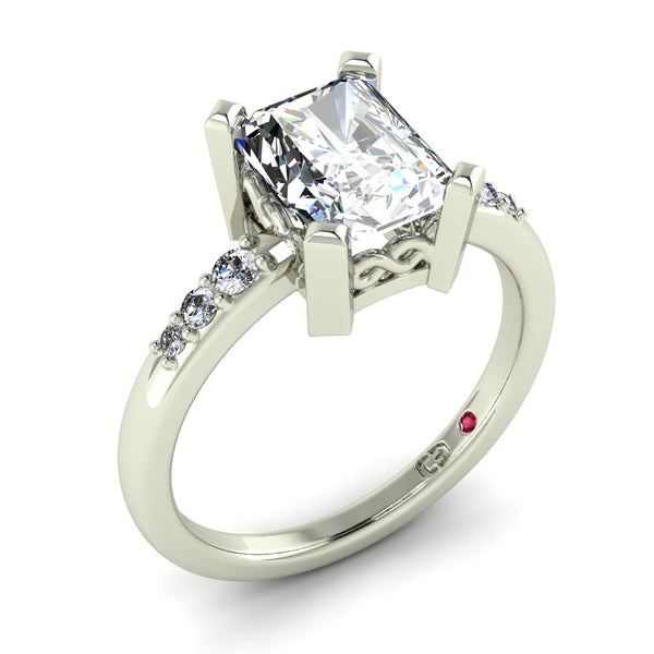 Infinita Engagement Ring