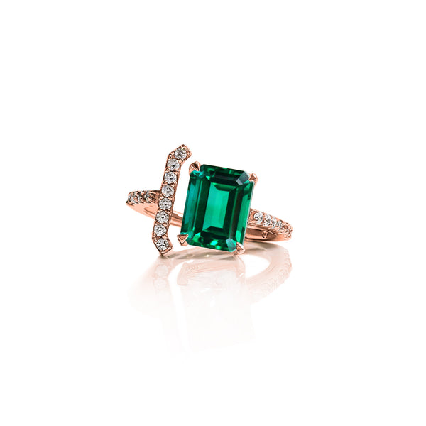 LACUNA EMERALD Ring