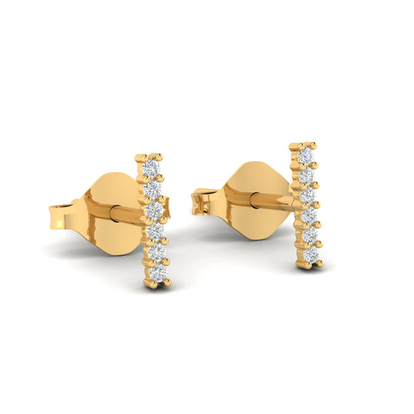 Sei Diamond Earrings