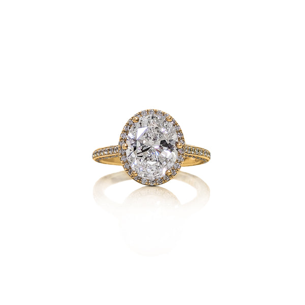 Tante Amore Engagement Ring