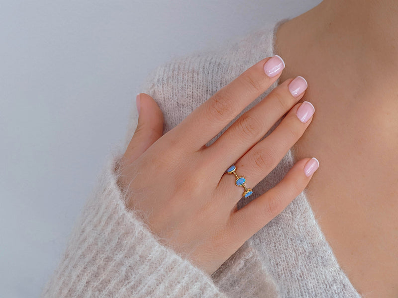 Three Love Ring