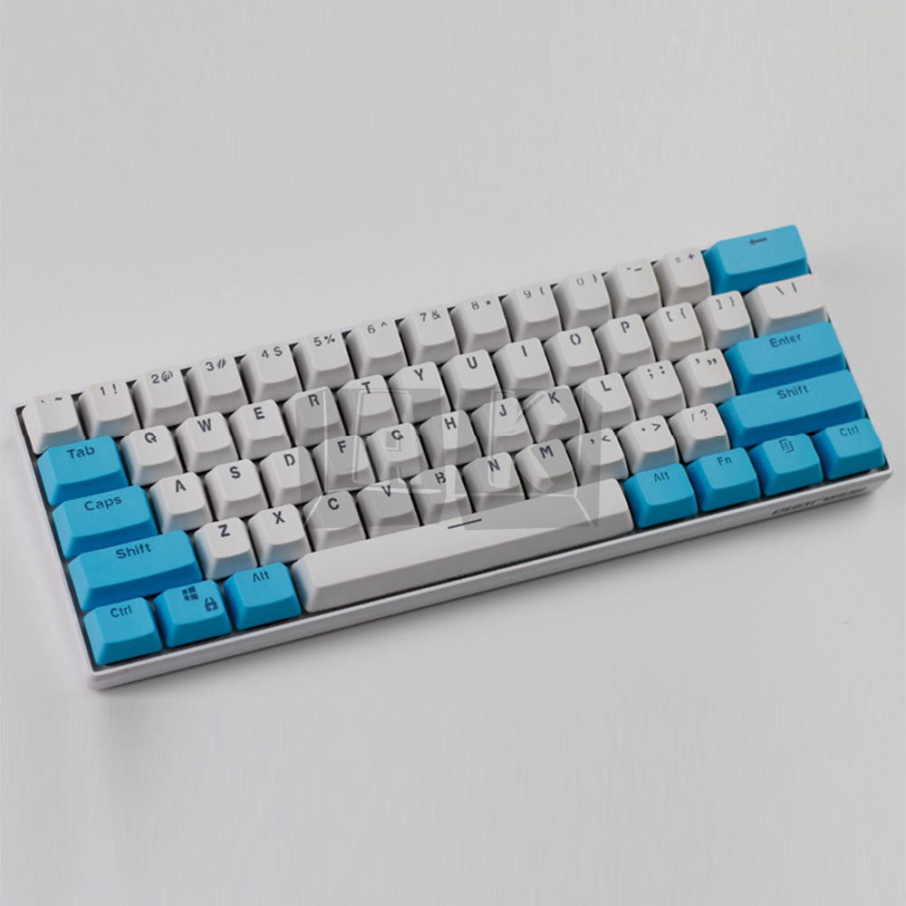 PBT OEM Doubleshot Legends Keycaps - Cryoscopy