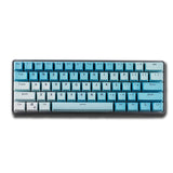 PBT OEM Dye Sublimation Legends Keycaps - Frost